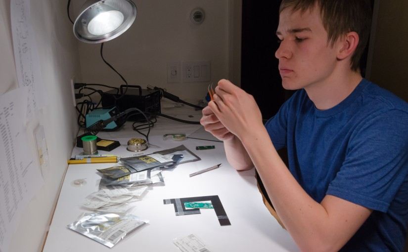 This 17-Year-Old's Brilliant Invention May Lower Accidental Gun Deaths In America