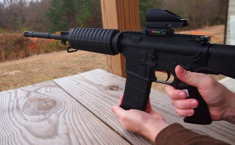 Georgia Firm Begins User-Testing of  Fingerprint-Activated AR-15 Rifle