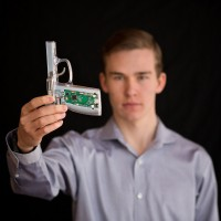 Has This 18-Year-Old Created The World's Safest Gun?