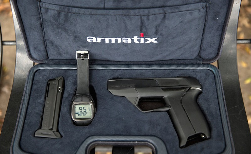 Can Tech Disrupt Gun Violence?