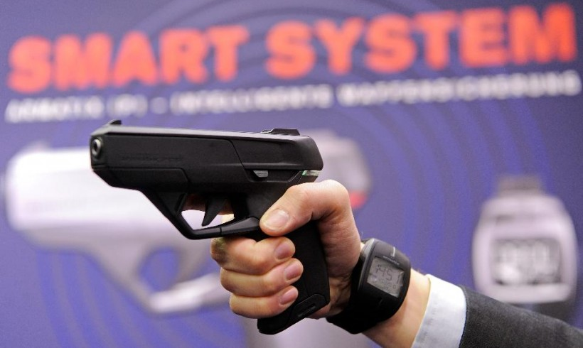 Smart Gun Makers To Silicon Valley VCs: Fund Us