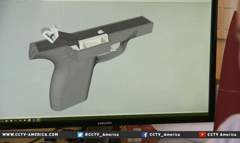 Fingerprint Technology Could End Accidental Shooting