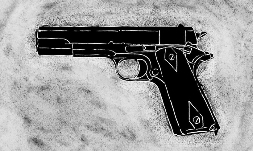 Episode 694: The Gun That Wouldn't Shoot (Audio)