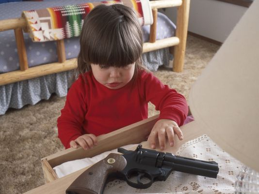 Report: Toddlers Have Shot 23 People So Far this Year
