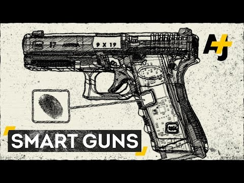 Smart Guns Are Here: The Battle Over High-Tech Guns In America (VIDEO)