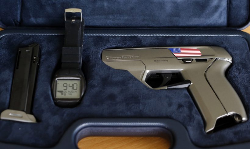 Do Americans want to buy 'smart' guns?