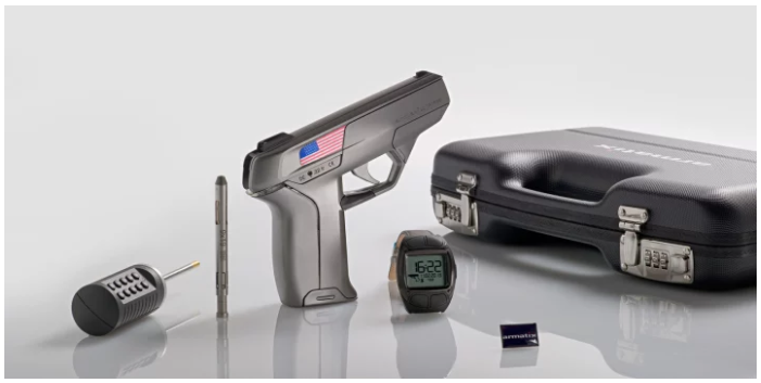 "Here's What's Up With ""Smart Guns"" — And Why You Can't Buy One In The US"